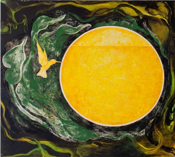 Portal2, 2021, Oil and Acrylic on Canvas, 170x190 cm.jpg