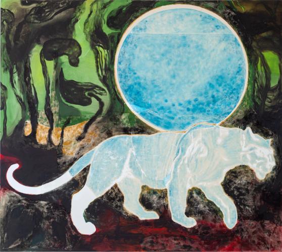 Portal1, 2021, Oil and Acrylic on Canvas, 170x190 cm.jpg